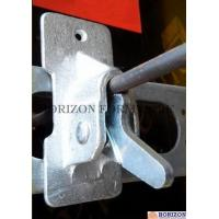 Buy cheap Cast iron Concrete Forming Accessories , Casted Spring Rapid Clamps for Tensioning Tie Bars from wholesalers