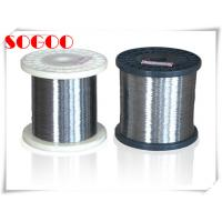 China Cr20Ni30  Ni30Cr20 Nickel Chromium Resistance Wire High Strength For Electric Heating Industry on sale