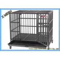 Buy cheap Powder Coated Welded Wire Mesh BasketsDog Cage Full Sizes Pets Enclosure from wholesalers
