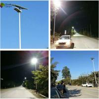 China Waterproof Solar Panel Led Lighting System For Highway 8400lm-9600lm on sale