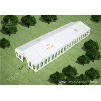 10m by 30m Outdoor Event Tent Marquee for Luxury Weddings Customized with Logos for sale