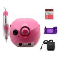 China Colorful Electric Nail Drill Machine High Speed Fast Polishing With Head Lock wholesale