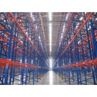 China 3000kg Durable Conventional Selective Pallet Racking Heavy Duty Metal Shelving wholesale