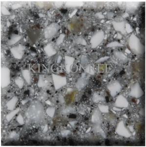 China big grain acrylic solid surface sheet wholesale