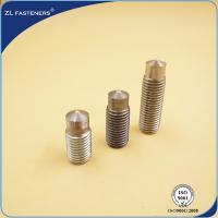 China Industrial Copper Plated M5 Weld Studs Stainless Steel For Arc Stud Gun wholesale