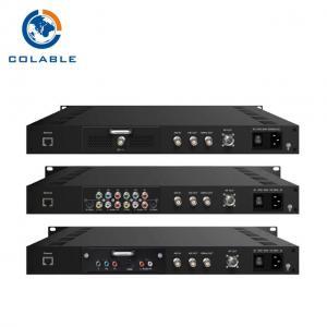 China All In One DVB S2 Encoder Modulator Composite Video Encoder HDMI CVBS S - Video To SVB - S2 Modulator on sale
