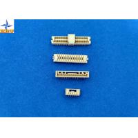 China 180 degree vertical SMT Wafer Connector with 1.25mm pitch brass pin PCB Connector wholesale