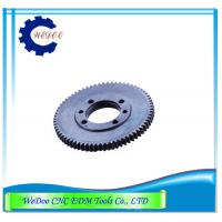 China Stainless Material Sodick EDM Spare Parts S464 Feed Roller Wheel Gear OD 72mm on sale