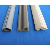 China High Temp Resistant Silicone Rubber Profiles For Door Insulation Tape wholesale