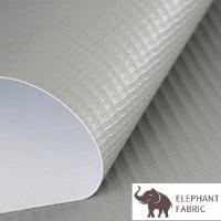China Polypropylene Knitted Woven PP Fabric 0.45mm For Advertising Banner Eco Fabric wholesale