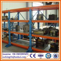 China Customized 4 Tier Steel Injection Mold Storage Racks wholesale