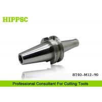 China High Precision Hydraulic Tool Holder / CNC Machine Tool Holders With BT40 Spindle wholesale