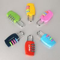 Quality Suitcase Resettable Combination Padlock Combination Code Padlock For Luggage for sale
