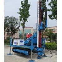China Anchor Drilling Rig Dth Hammer Land Drilling Rigs Machine Piling Foundation Drill MDL-150H wholesale