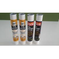 China Sticker Paste ABL Laminated Tube thread compound packaging serial design surface flexible printing wholesale
