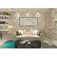 China Decorative Wall Covering Fabric Multi Hole Structure , Waterproof Eco - Friendly Wall Cloth wholesale