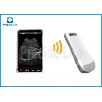 China Convex Array wireless wireless medical ultrasound machine system on sale