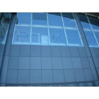 China Frameless Structural Glass Curtain Wall Partition Security Soundproof wholesale