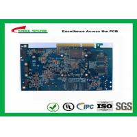 China Quick Turn PCB Multilayer Circuit Board Fr4 1.2mm Immersion Gold 10 Layer HDI PCB wholesale