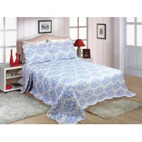 Household Printed Quilt Set Lightweight 220x240 / 240x260cm Machine Washing