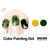 China Natural Ingredients Gel Nail Paint For Nail Art Own Brand Printed Available wholesale