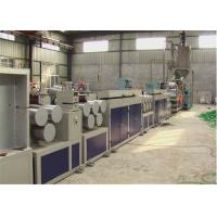 China PLC Control Strapping Band Machine , PET Packing Belt Plastic Extruder Machine For Food Box wholesale