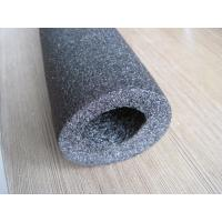 China High Tensile Strength Cylindrical Shaped Sponges , Industrial Chillers EPE Foam Tube wholesale