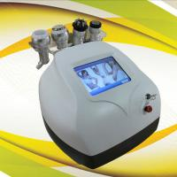 China Portable white FDA approved ultrasonic liposuction cavitation machine for sale wholesale