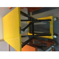 China Durable Mechanical Lift Table / Mechanical Scissor Lift Table 950X600 Table wholesale