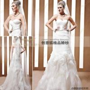China trumpet wedding ceremony dresses ,  off shoulder trumpet wedding dresses 90068 wholesale