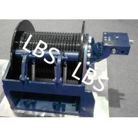 China Small Industrial Electric Lifting Winch For Trawler SGS ISO Certificate wholesale