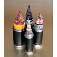 China Copper conductor XLPE insulated copper wire shield SWA PVC sheathed power cable wholesale
