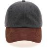 Buy cheap 100% Wool Custom Baseball Caps Warm Fashion Trucker Baseball Caps from wholesalers
