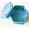 Buy cheap Hexagonal paper box from wholesalers