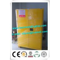 China  Laboratory Industrial Safety Cabinets Flammable For Chemical Storage  for sale
