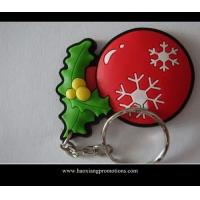 China high quality customized promotions gift 3D soft PVC keychain/keyring wholesale