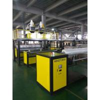 Buy cheap Vinot High Production Wider Air Bubble Film Machine 400kg/h output Bubble Wrap Machine DYF-1800 from wholesalers