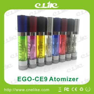 China E-cigarette Ego CE9 Atomizer suit Ego/Evod Battery wholesale