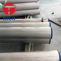 China Austenitic - Ferritic ( Duplex ) Grade Stainless Steel Welded Tubes / Pipes GB/T 21832 wholesale