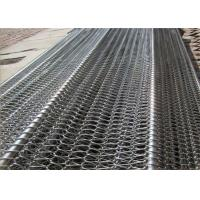 China Stainless Steel Wire Mesh Conveyor Belt With Balanced Used For Conveyer wholesale