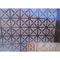 Quality Customized Aluminum Panels With 3D Decoration Effect For Decoration for sale