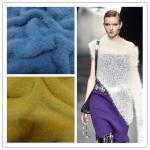 China Fancy richness hair soft fluffy nylon mink hairy like for  hand crochet flact machine knitting yarn wholesale