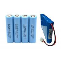 China 3.7V 3200mah 18650 Li Ion Battery With Original LG MH11865 Cell , High Drain Type wholesale