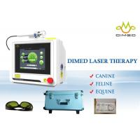 China Pain Free Light Based Therapy Veterinary Laser Equipment With Less Scar Tissue Formation wholesale