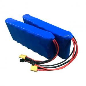 China 24V 4Ah Electric Scooter Battery CC CV 3C Discharge Rechargeable wholesale