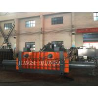 China Y81F - 400 with Double Main Cylinders Hydraulic Scrap Metal Baling Machine -- Made in China wholesale