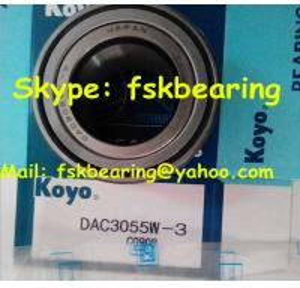 China KOYO DAC25520037 Auto Wheel Bearing Double Row 25mm × 52mm × 37mm wholesale