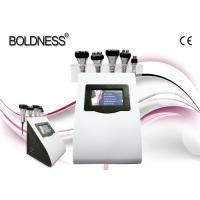 China Ultrasonic Vacuum Cavitation RF Slimming Machine For Skin Lifting And Wrinkle Removal wholesale