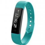 Veryfit 2.0 Wristband Sport Heart Rate Smartband Fitness Tracker ID115 Smart Watch Smart Bracelet