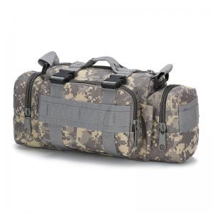 China 6L Large Capacity Military Sport Waist Bag With 600D Anti Tear Nylon Fabric wholesale